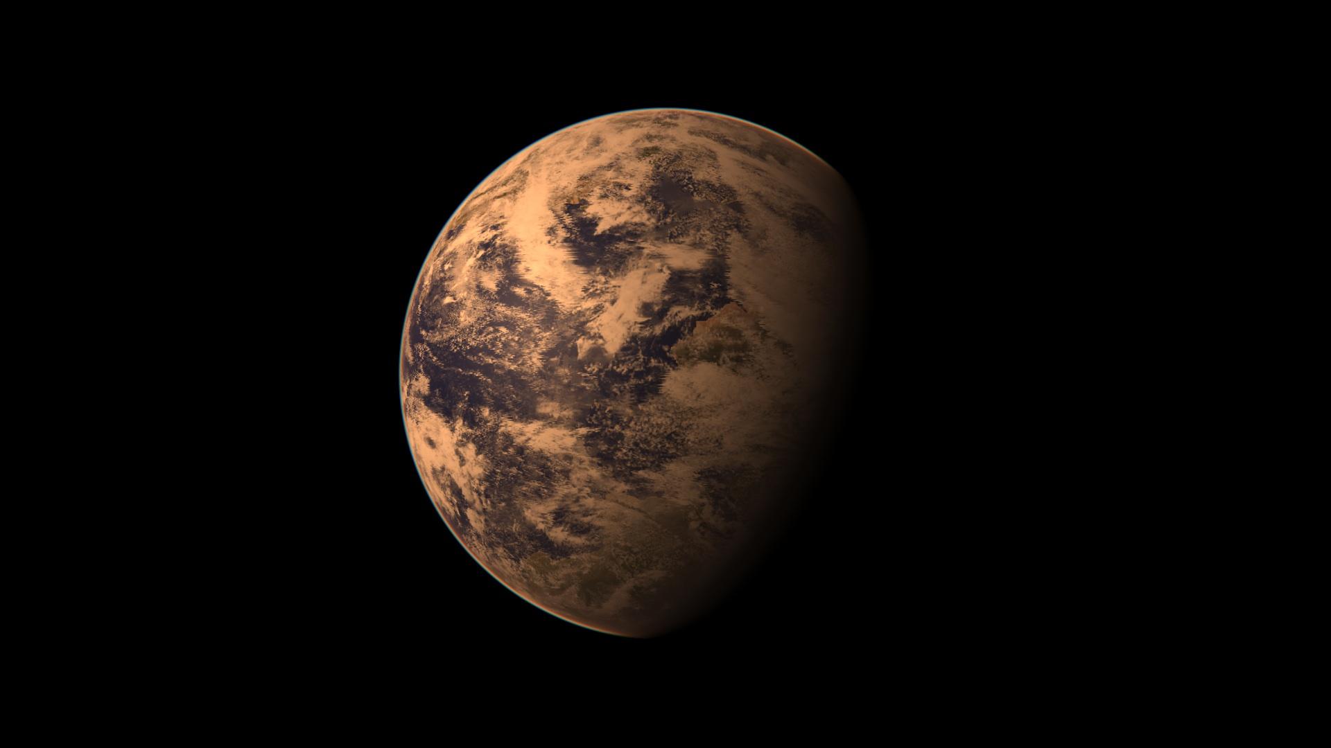 سیارات مشابه زمین و قابل سکونت | Gliese 667 Cc