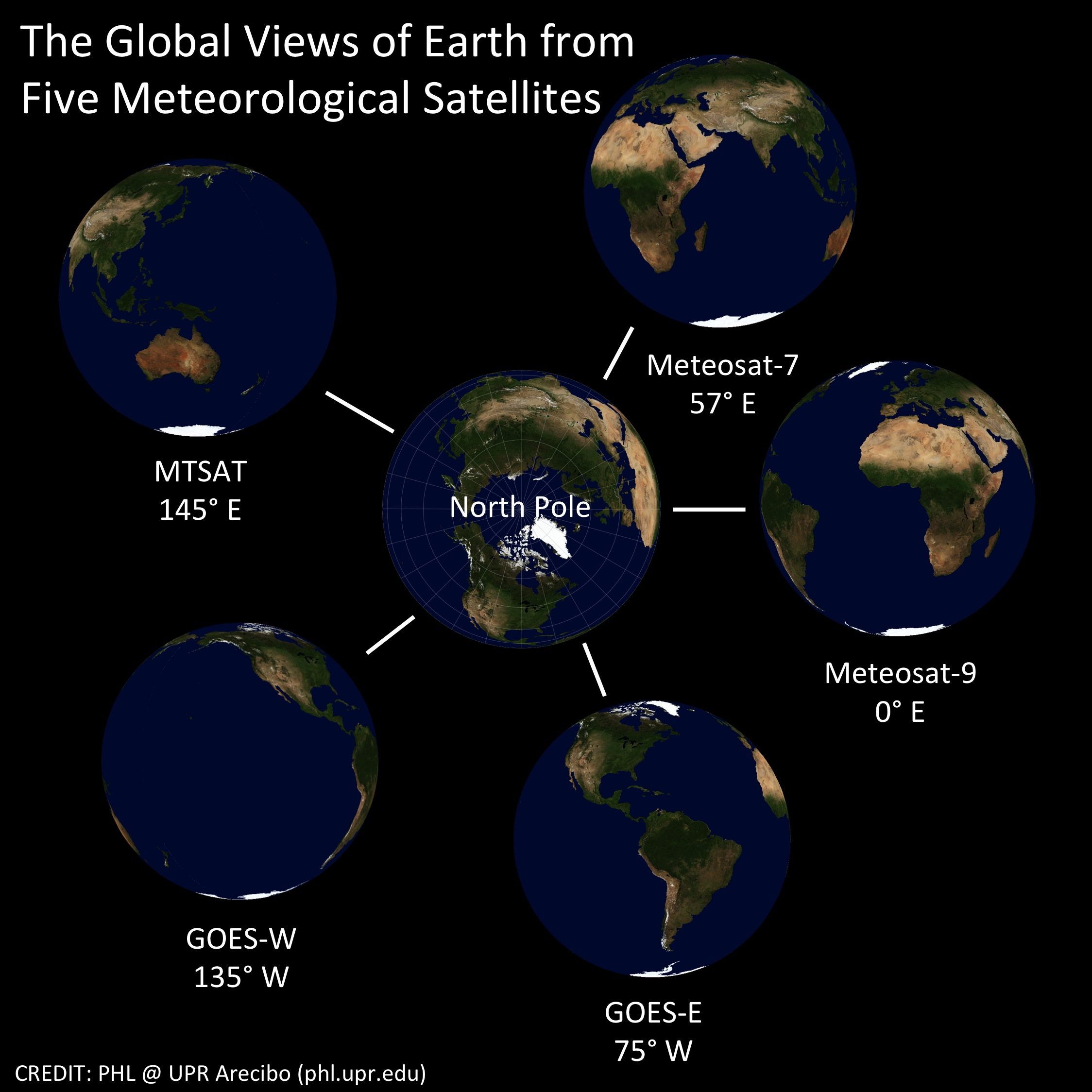 Visible DailyEarth May Planetary Habitability - Satellite from earth