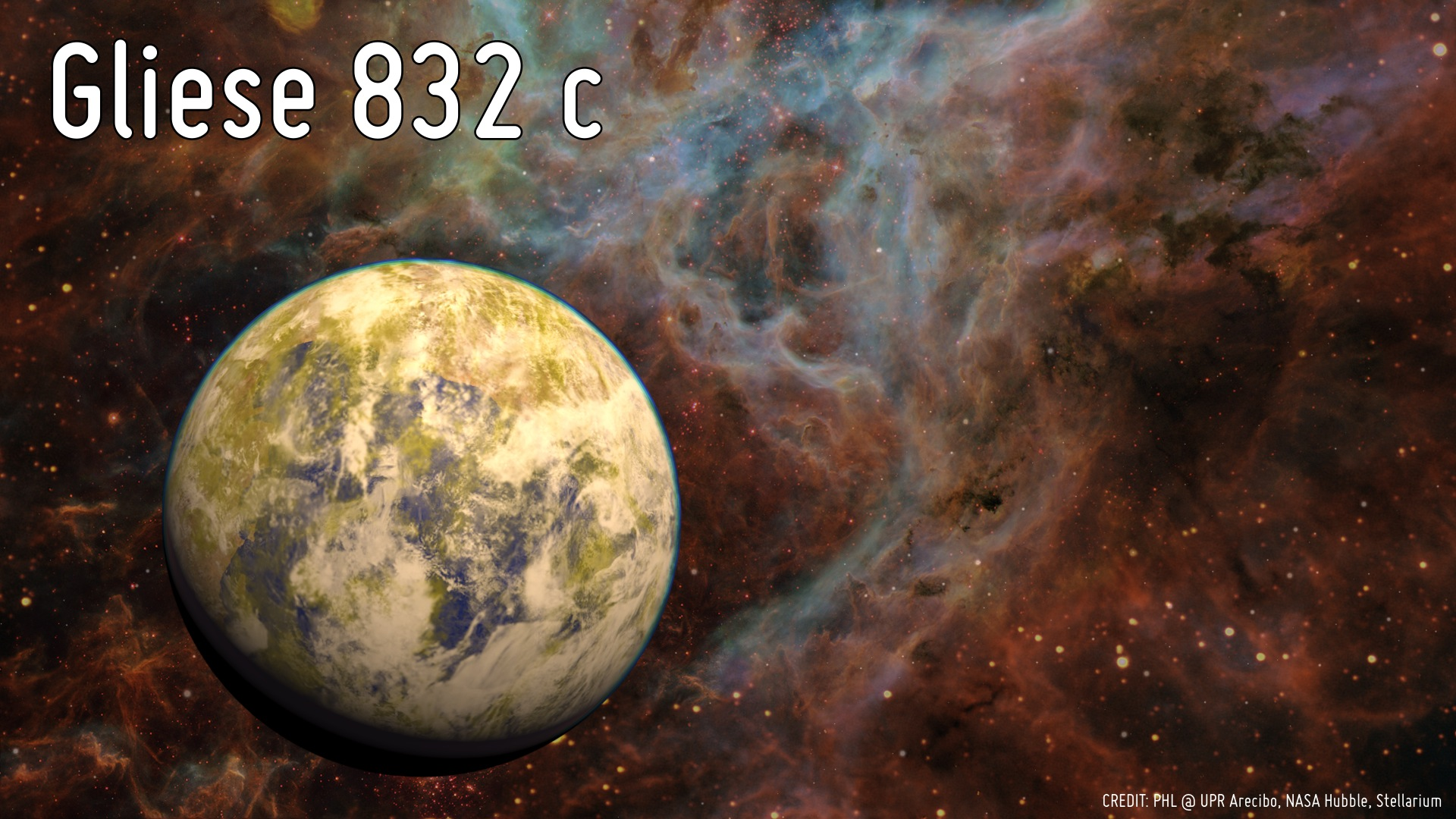 A Nearby Super-Earth with the Right Temperature but Extreme Seasons -  Planetary Habitability Laboratory @ UPR Arecibo